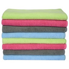 Microfiber Cleaning Cloth Absorbent Car Drying Towels