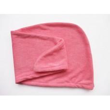 Microfiber Ultra Absorbent Twist Hair Turban Dry Cap Bath Head Wrap Hair Wrap Cap